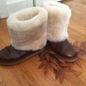 UGG Australia Patten Boot Size 8